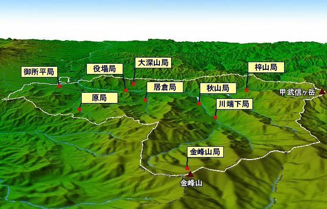 川上村気象情報